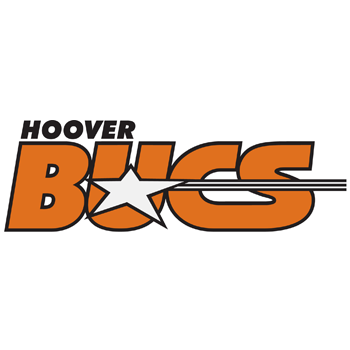 Hoover Bucs Football Logo